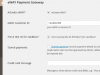 Another WordPress Classifieds Plugin payments settings