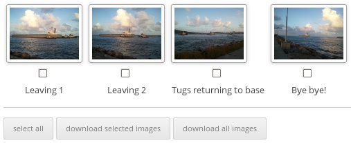 download all images in a gallery with one click